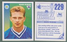 Leicester City Mark Robins